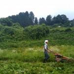 草刈りハンマーモア